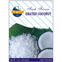 Daily Delight Fresh Frozen Grated Coconut
