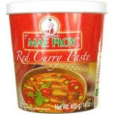 Mae Ploy Thai Red curry paste