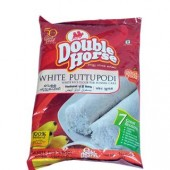 Double Horse Puttu Podi (White) 1KG