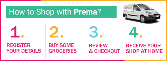 Prema Asian Store Online Grocery Store